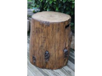 Kryt plynové láhve - dřevo